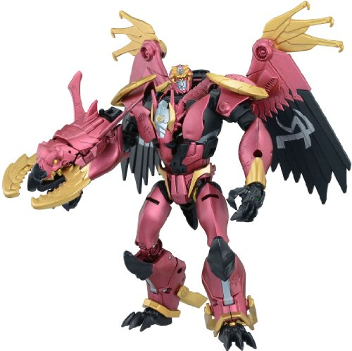 Transformers Go! G08 Budora (japan import)