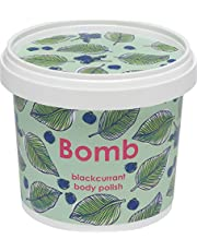 Body Scrub & Polish by Bomb Cosmetics Blackcurrant Body Polish 375g