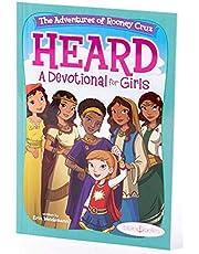 """BIBLE BELLES Heard Activity Book for Girls Heard: The Adventures of Rooney Cruz"""""""
