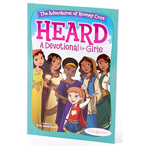Bible Belles HEARD: A Devotional for Girls