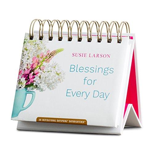 Blessings Perpetual Calendar - Flip Calendar - Susie Larson - Blessings for Every Day