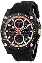 Bulova Men's 98B181 Precisionist Chrono Watch