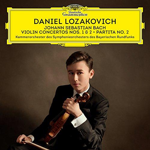 J.S. Bach: Violin Concertos Nos. 1 & 2; Partita No. (Bach Concerto For Two Violins)