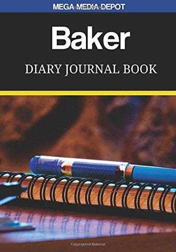 Download Baker Diary Journal Book pdf