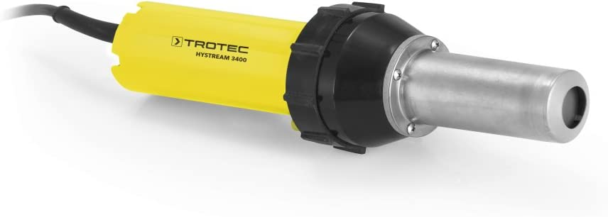TROTEC 6100000058 - Pistola de Aire Caliente HyStream 3400