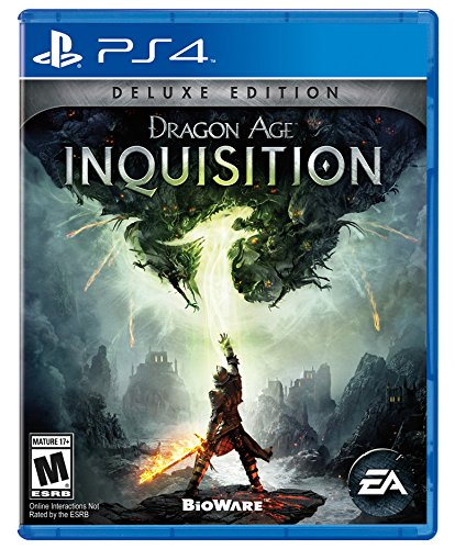 Dragon Age Inquisition Deluxe PlayStation 4