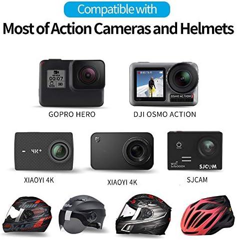 Motorcycle Helmet Chin Bandage Fit For GoPro Hero Sj4000 Antshares ...