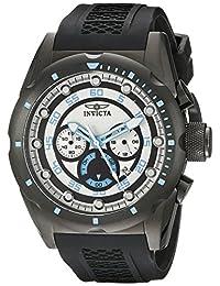 Invicta Men's 20303 Speedway Analog Display Japanese Quartz Black Watch