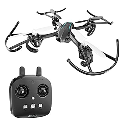 Holy Stone HS170G Night Elven Mini RC Quadcopter Drone with Altitude Hold Function, Headless Mode, 3D Flips, One Key Engine Start Emergency Stop