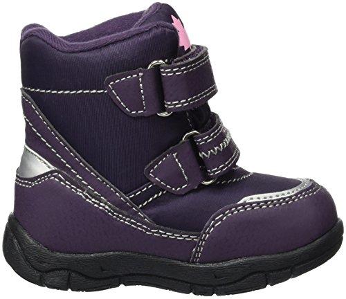 Canadians Stiefel - Botas de senderismo Bebé-Niños Morado - Violett (880 Purple Violet)