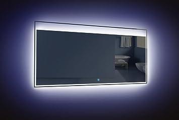 Elegant LAVANITY 55 INCH WALL MOUNTED BATHROOM MIRROR WITH LED LIGHT (48 Inch)