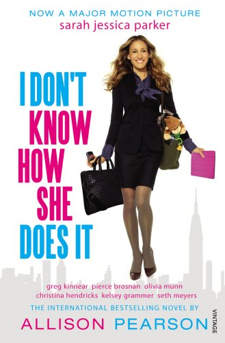 I Don't Know How She Does It: A Comedy about Failure, a Tragedy about Success