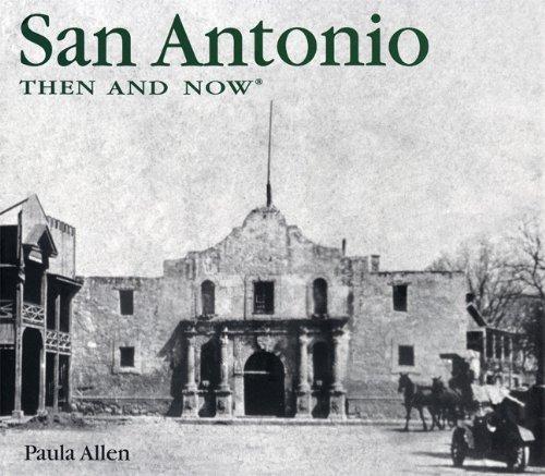 San Antonio Then and Now (Then & Now) by Paula Allen - Shopping Malls San Antonio