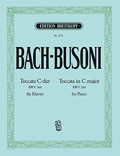 Toccata C-dur BWV 564
