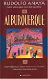Front cover for the book Alburquerque by Rudolfo Anaya