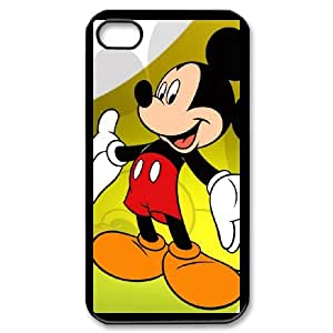 Mickey Mouse for iPhone 4,4S Phone Case 8SS459362