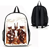 Dreamcosplay Anime Hetalia: Axis Powers Backpack Student Bag Cosplay