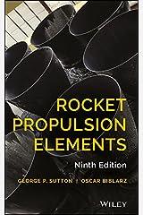 Rocket Propulsion Elements Kindle Edition