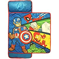 Marvel Super Heroes Kids/Toddler/Children's Nap Mat with...