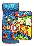 Marvel Super Hero Adventures Avengers Nap Mat