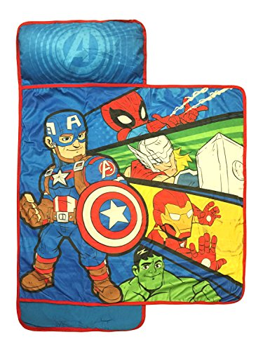 Toddler Childrens Blanket Featuring Avengers product image