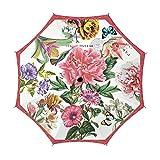 Michel Design Works Travel Umbrella 38'' Diameter, Peony
