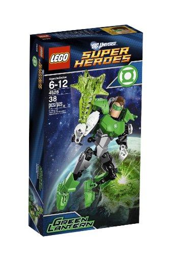 LEGO Ultrabuild Green Lantern (Marvel Green Lantern)