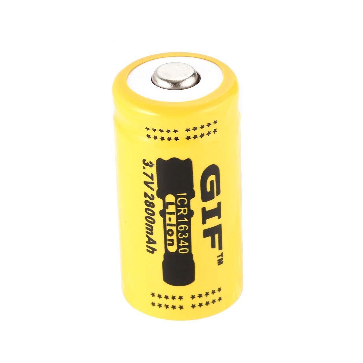 Batería de la antorcha (Color: Azul) Dailyinshop