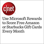 Use Microsoft Rewards to Score Free Amazon or Starbucks Gift Cards Every Month | Rick Broida