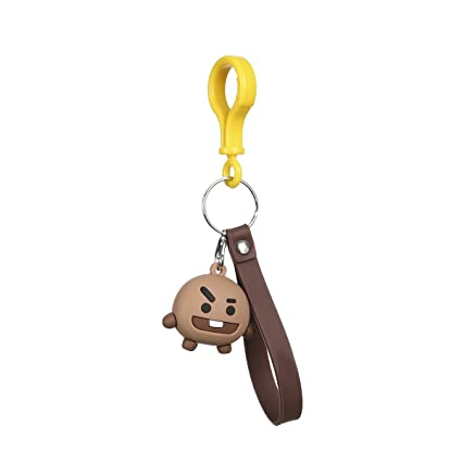 Cute Doll Hanging Ornaments Epoxy Doll Keychain Bag Pendant Accessories (SHOOKY)