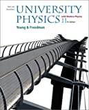 University Physics with Modern Physics with Mastering Physics (11th Edition) 11th edition by Young, Hugh D., Freedman, Roger A. (2003) Hardcover