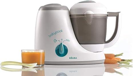 Béaba 912471 - Robot de cocina 4 en 1: Amazon.es: Bebé