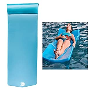 Texas Recreation Splash Pool Float with headrest.