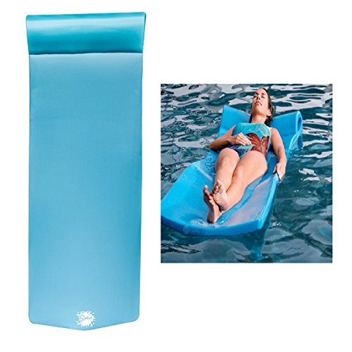 - Texas Recreation Splash Pool Float with headrest.