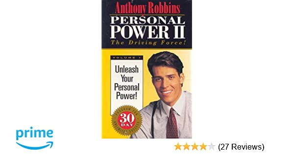Amazon personal power ii unabridged cassette version amazon personal power ii unabridged cassette version 9789997667687 anthony robbins books fandeluxe Images