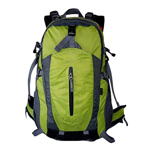 GAOLIXIA Bergsteigen Taschen Outdoor-Rucksack Schultern Männer Und Frauen Wasserdicht Pakete Reiten Reisen Wandern Camping Beutel Mehrfarbenwahlen C-50L StLRpu