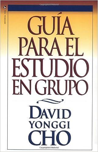 David Yonggi Cho Books Pdf