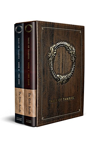 The Elder Scrolls Online - Volumes I & II: The Land & The Lore (Box Set) ()