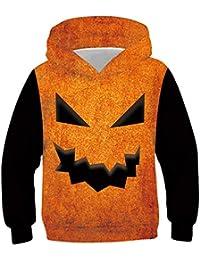 Sweatshirts & Hoodies Transformee Multiple Boys Girls Kids 3D Art Print Long Sleeves Unisex Hoodies