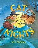 Cat Nights, Jane Manning, 0061138886