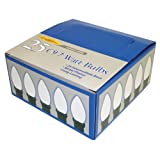 Celebrations C9 Replacement Bulbs (7 watt/White) [25/pack]