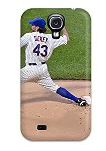 Tough Galaxy UulfGPo215KZJGz Case Cover/ Case For Galaxy S4(new York Mets )