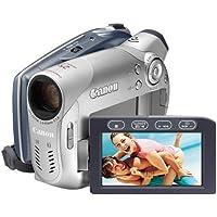 "Canon DC95 Digital DVD Camcorder (25x Optical Zoom, 2.7"" Widescreen Colour LCD )"