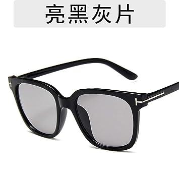 Gafas De Sol Moda Hombre Retro T-Retorcido Diseñador Gafas ...