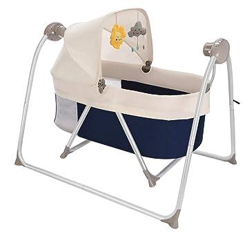 Amazon.com: Xiao Jian - Cuna eléctrica para bebé, cesta de ...