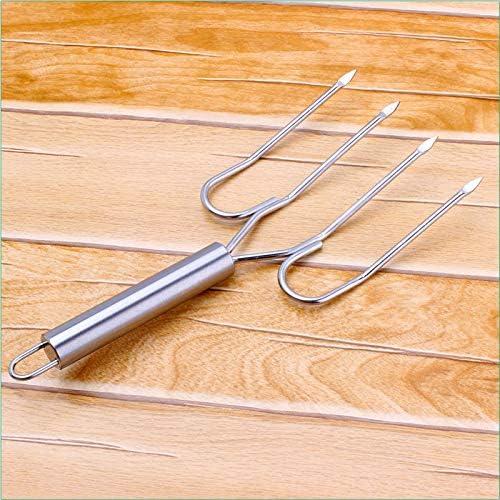 L/ève-r/ôti en acier inoxydable Passe au lave-vaisselle Wollaston Endurance Poign/ées longues pour une prise en main solide