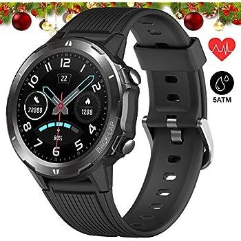 Amazon.com: UMIDIGI Smart Watch Fitness Tracker Uwatch3 ...