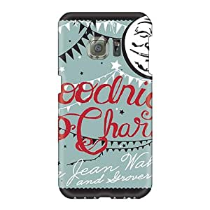 Samsung Galaxy S6 MfT16620SeWU Support Personal Customs Colorful Good Charlotte Band Skin Perfect Hard Phone Cases -JasonPelletier
