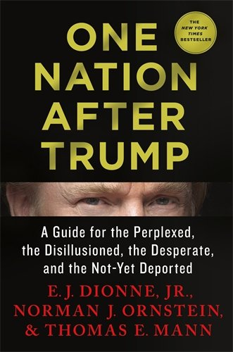 One Nation After Trump  A Guide For The Perplexed  The Disillusioned  The Desperate  And The Not Yet Deported