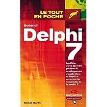 Delphi 7 tout en poche